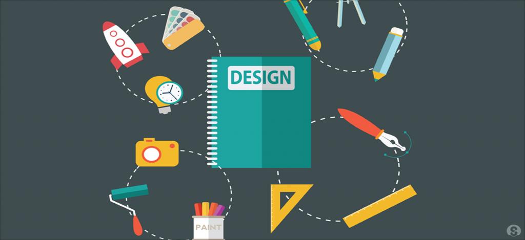 Vare sig det är logotyper, figurer eller webbdesign, här kan du jobba med alla typer av grafisk design
